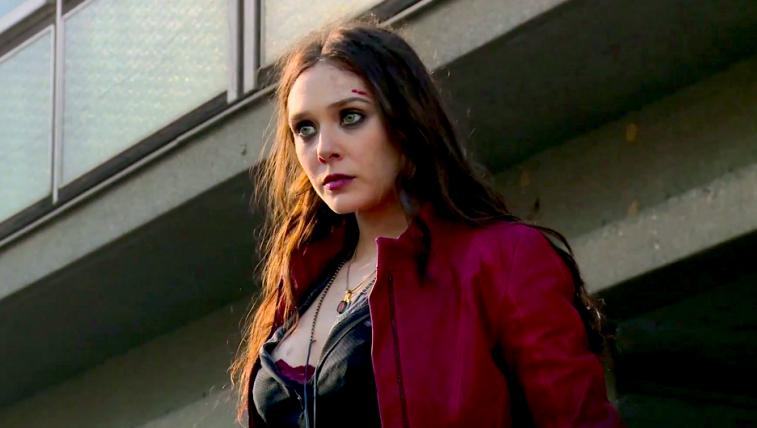 Elizabeth Olsen as Scarlet Witch
