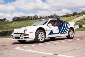 Ford RS200: The Ultimate Party Crasher