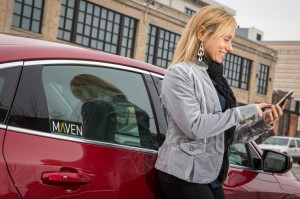 GM Shifts to Mobility With Maven Car-Sharing Brand