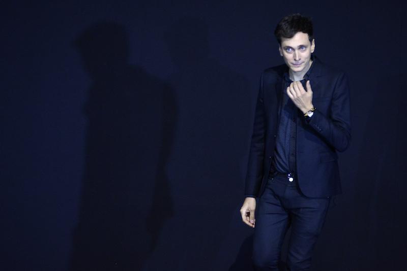 Hedi Slimane, fashion designer