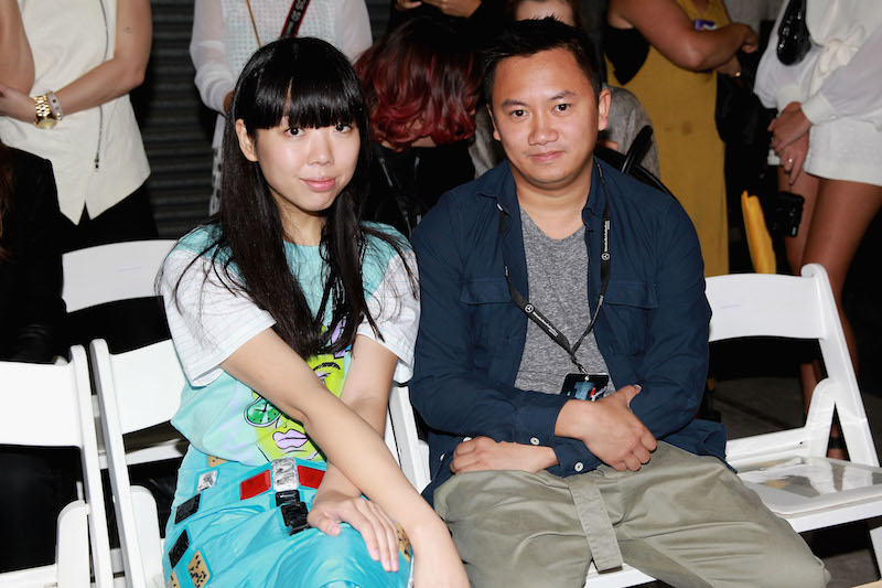 Tommy Ton, photographer