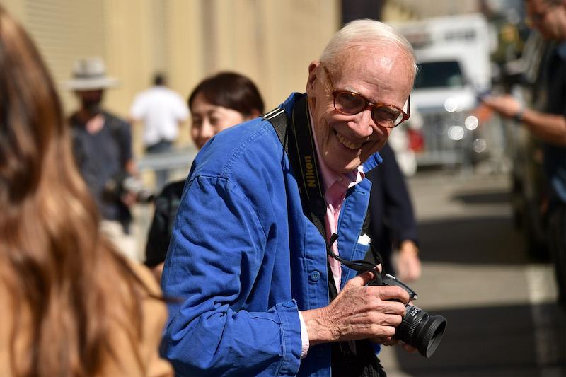 Bill Cunningham, fashion photographer