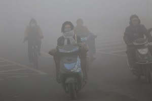 Will Electric Vehicles Help or Hurt China's Air Quality?