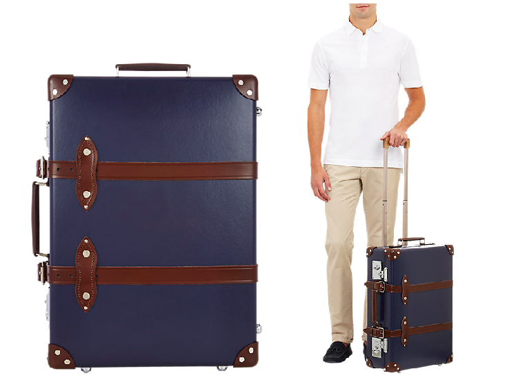 Globe-Trotter 21-inch carry-on trolley