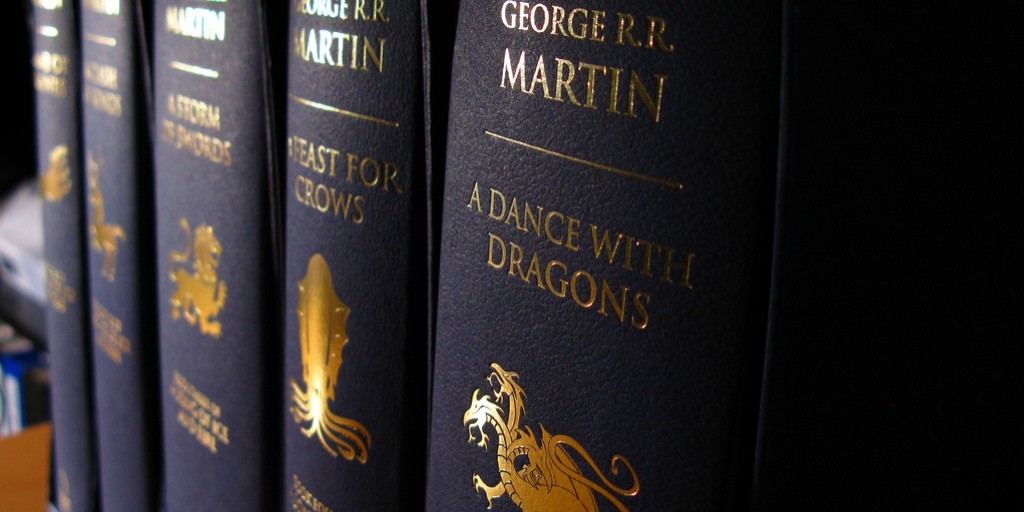 Game of Thrones Books - George R. R. Martin