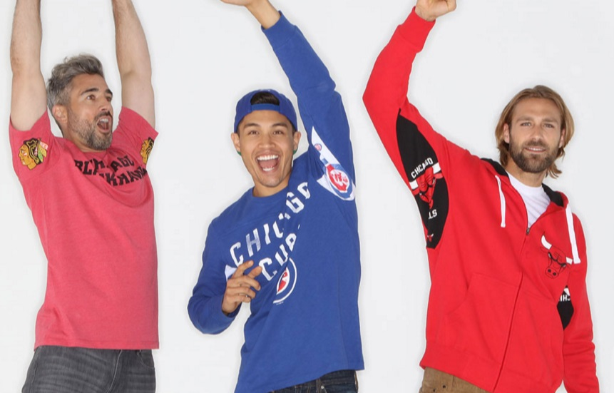 Hands High clothing line