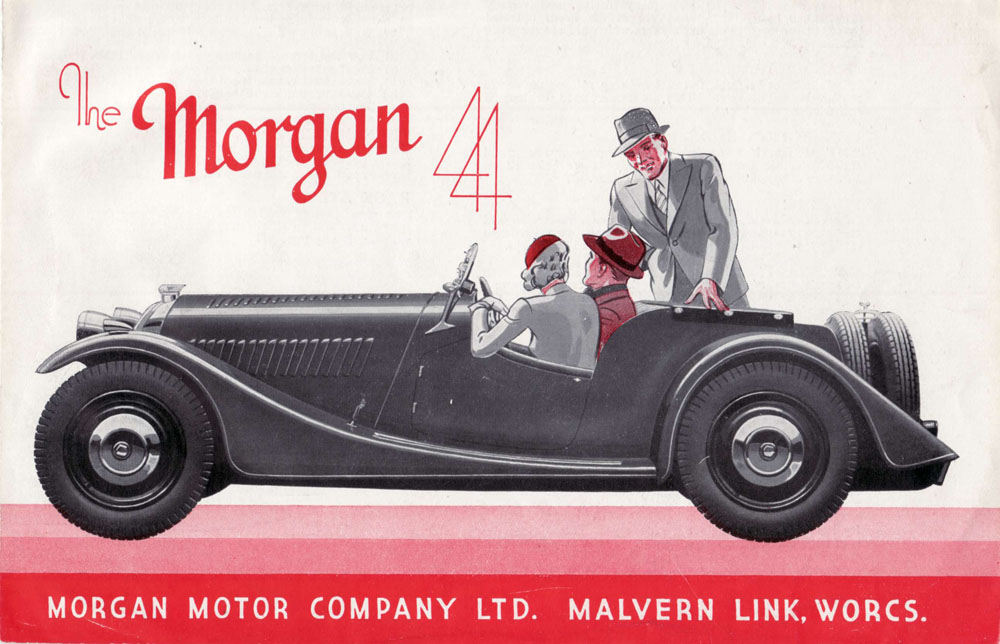 Morgan 4/4: After 80 Years, Still the World\'s Purest Sports Car