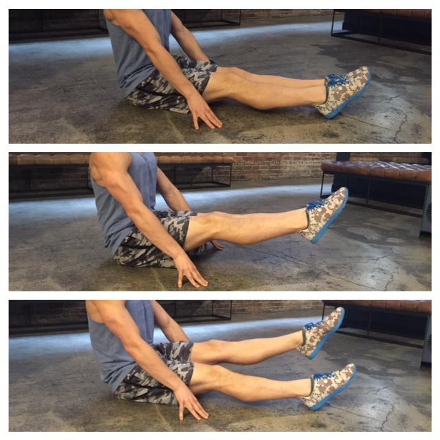 hip flexor raise