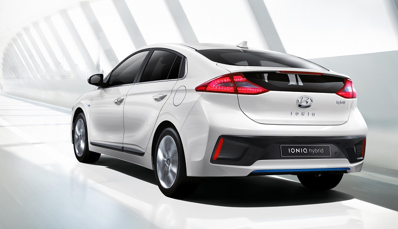 IONIQ A Leap Forward for Hybrid Vehicles (3)