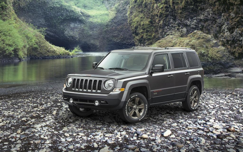 2016 Jeep® Patriot 75th Anniversary edition