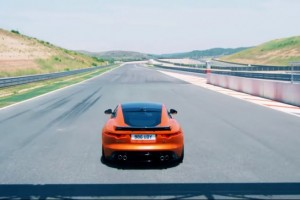 Jaguar Teases the 200 Mile Per Hour F-Type SVR Track Animal