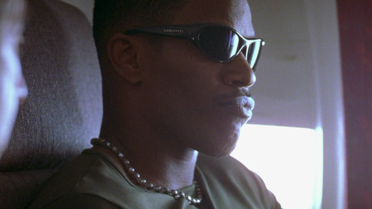 Jamie Foxx in Any Given Sunday