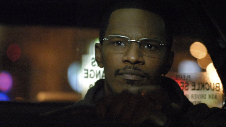 Jamie Foxx in Collateral