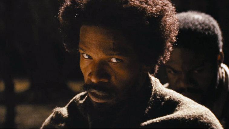 Jamie Foxx in Django Unchained