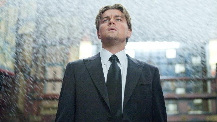 Leonardo DiCaprio in Inception