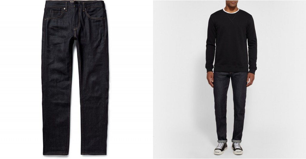 Levi's Made & Crafted slim-fit jeans at Mr. Porter