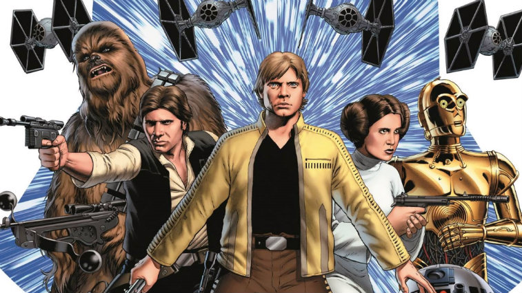 Marvel's Star Wars