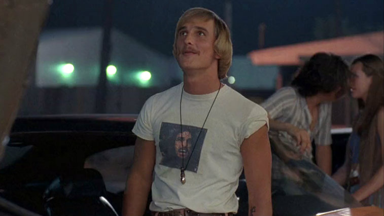 Matthew McConaughey in Dazed and Confused