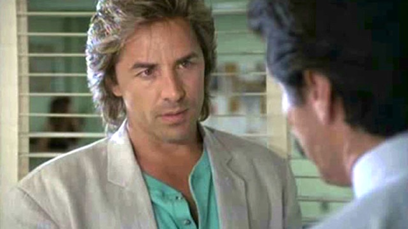 The Don Johnson Hairstyle