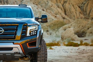 Titan XD Concept: Nissan Finds Its Inner Warrior