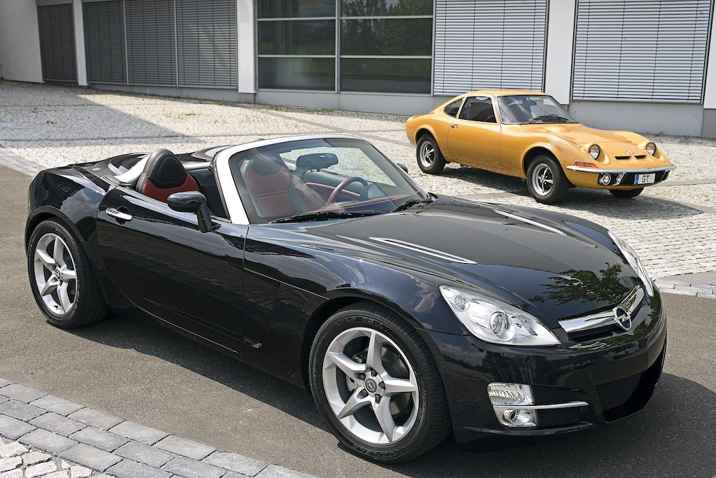 why the opel gt deserves a second chance. Black Bedroom Furniture Sets. Home Design Ideas