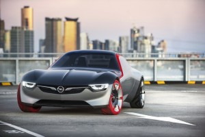 Opel Reinvents Itself With an All-New GT Concept
