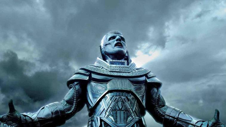 Oscar Isaac in X-Men: Apocalypse   Source: 20th Century Fox