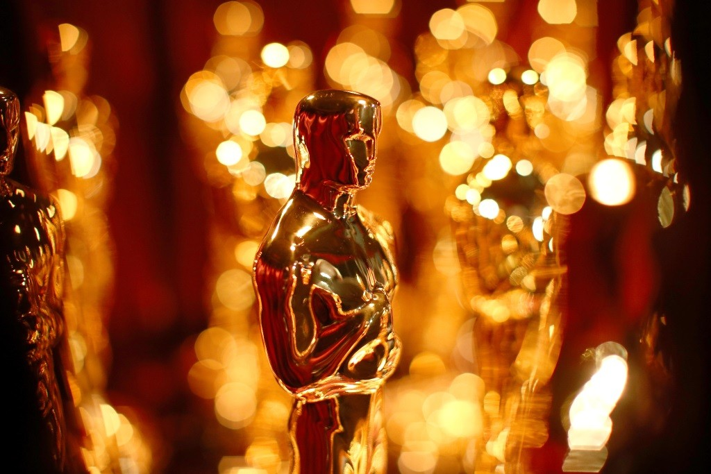 Oscar statuettes   Christopher Polk/Getty Images