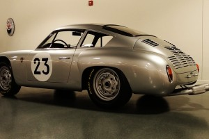 The Inside Scoop on One of the World's Rarest Porsches