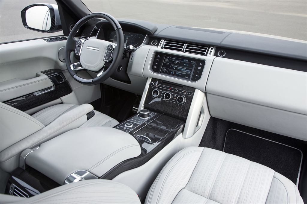 2016 range rover autobiography review still the world s best for Interieur range rover