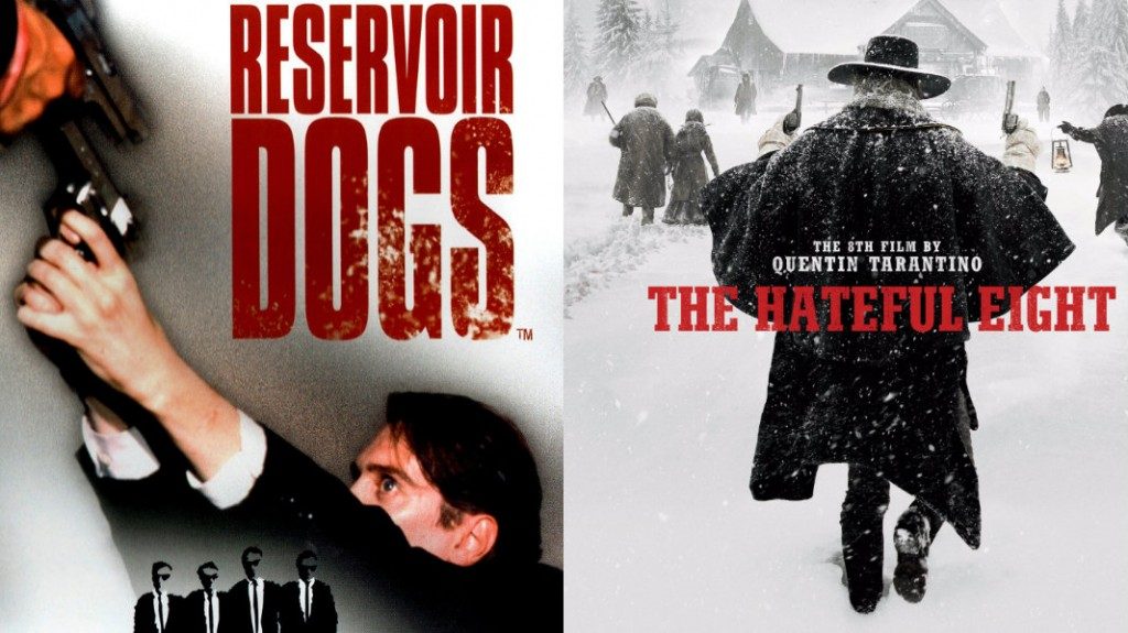 5 ways the hateful eight is similar to reservoir dogs