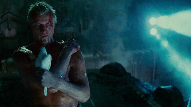 Rutger Hauer in Blade Runner