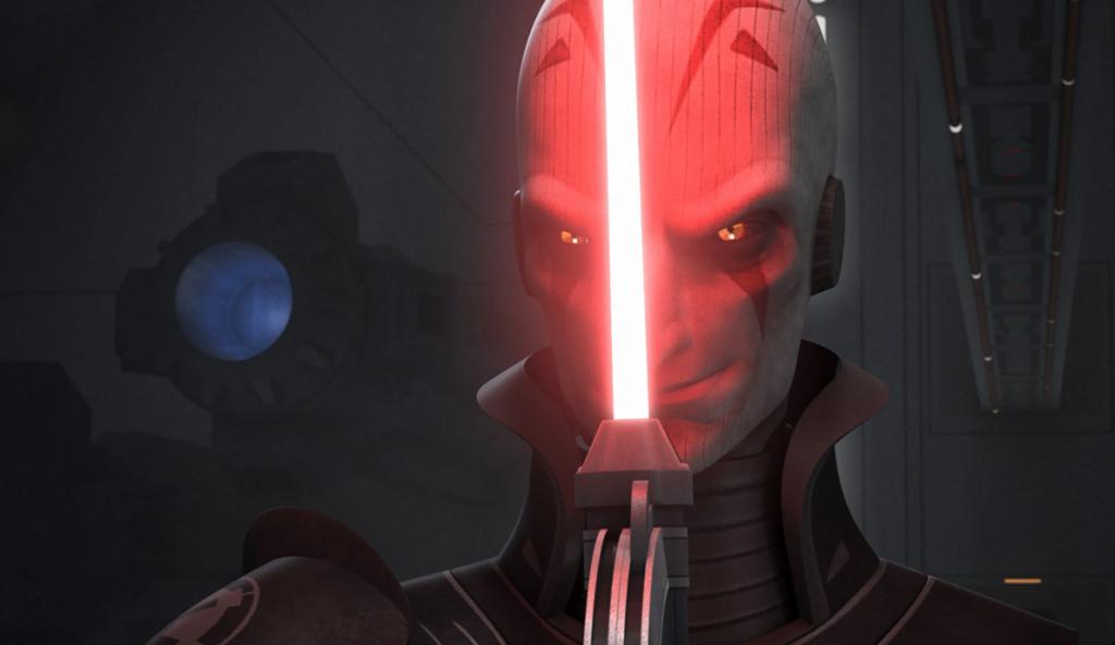 Grand Inquisitor - Star Wars: Rebels, Disney XD