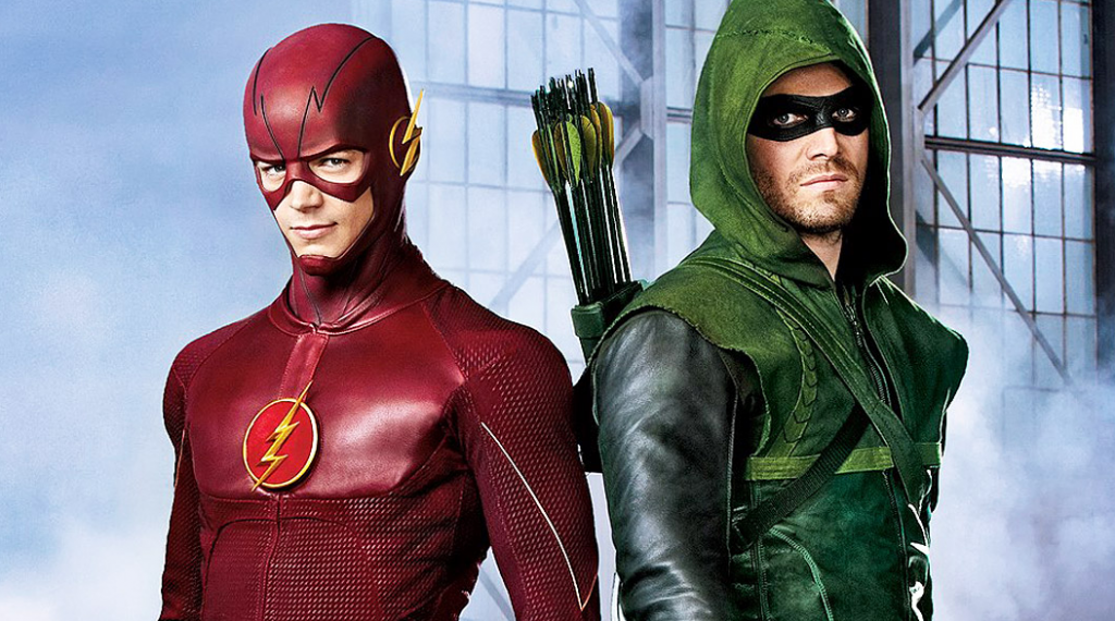The Flash and Arrow - The CW