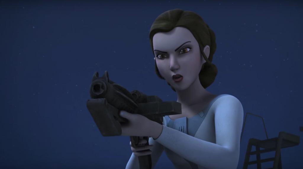 Princess Leia, Star Wars: Rebels