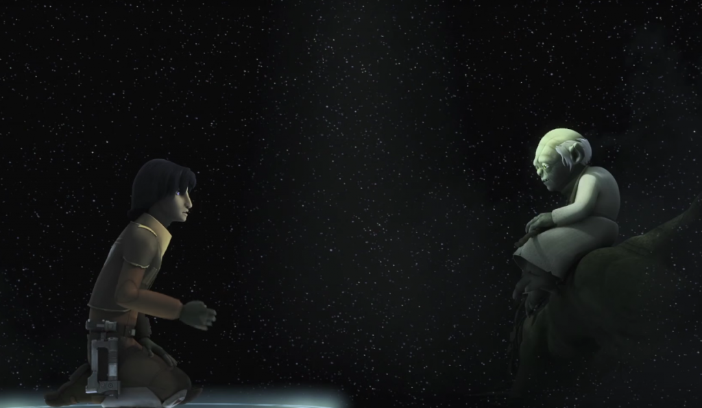 Yoda, Star Wars Rebels