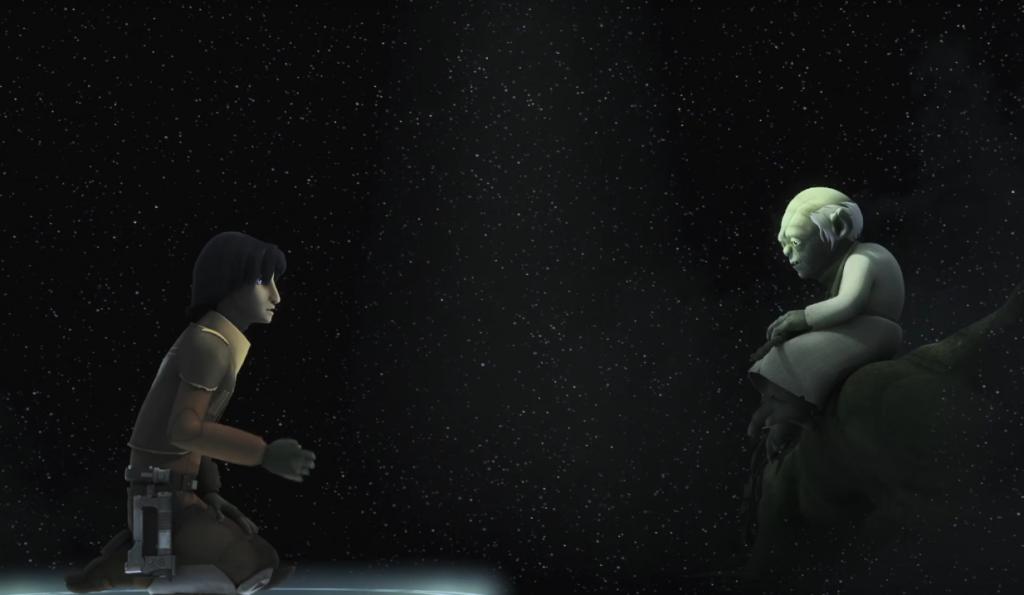 Yoda, Star Wars Rebels