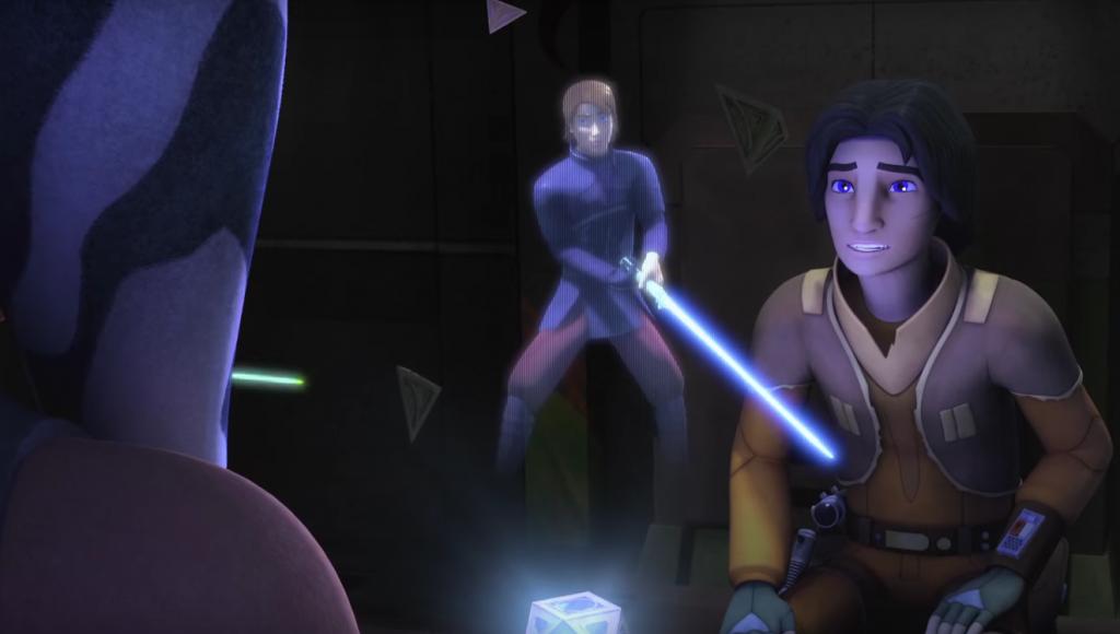 Star Wars: Rebels, Anakin Skywalker