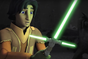 'Star Wars: Rebels': Here Comes the First 'Force Awakens' Connection