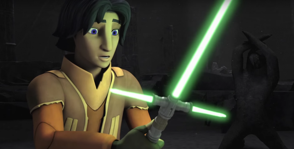Ezra Bridger, Star Wars: Rebels