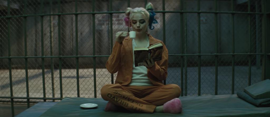 Suicide Squad - Harley Quinn, Margot Robbie