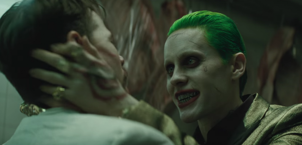 Jared Leto, the Joker in Suicide Squad