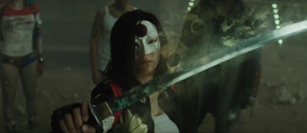 Katana - Suicide Squad