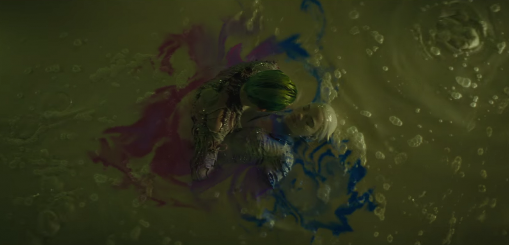 Joker and Harley Quinn, Jared Leto and Margot Robbite - Suicide Squad