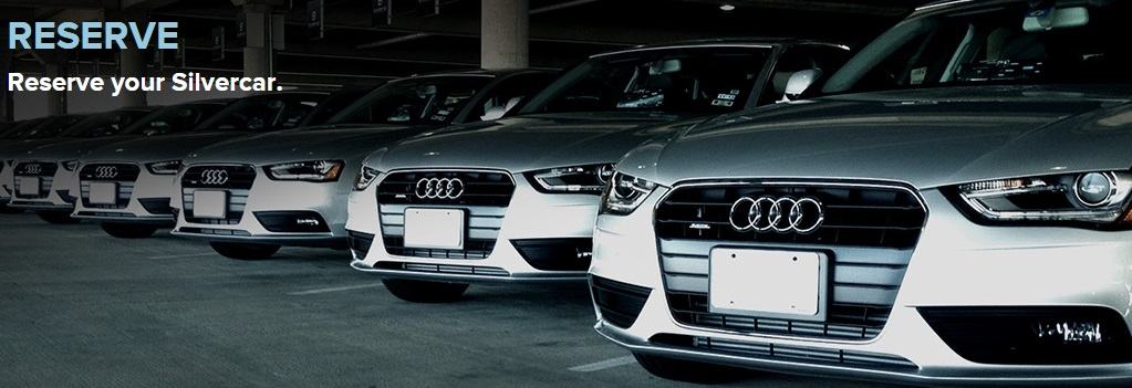 Why Audi Is Investing Million Into Silvercar - Audi silver car