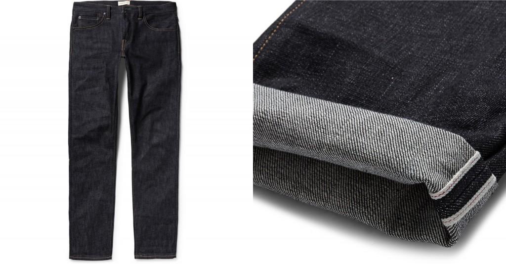 Simon Miller slim-fit jeans at Mr. Porter