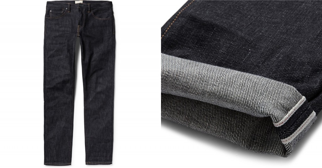 Simon Miller slim-fit jeans at Mr. Porter