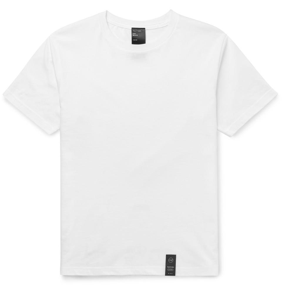 Mr Porter t-shirt