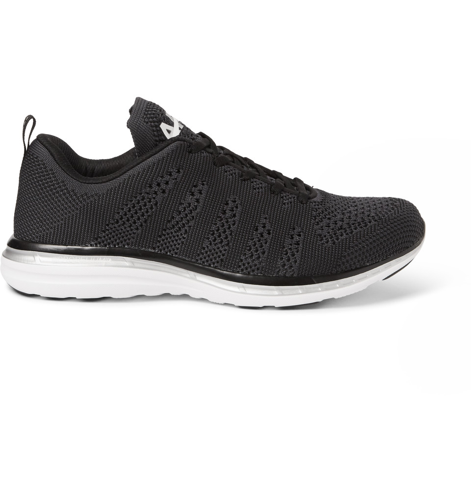 Techloom Pro running sneakers by Athletic Propulsion Labs