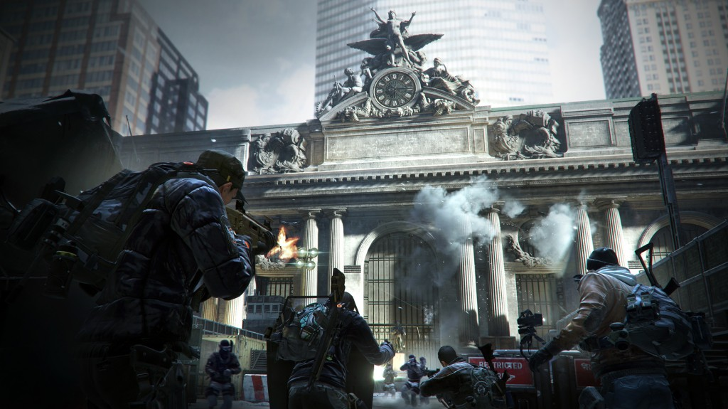 Grand Central Station in The division